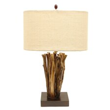 "Forest 30"" H Table Lamp with Drum Shade"