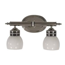 Princessa 2 Light Vanity Light
