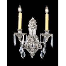 Baronness 2 Light Wall Sconce