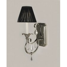 <strong>Framburg</strong> Contessa 1 Light Wall Sconce