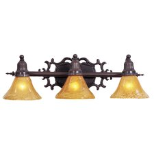 <strong>Framburg</strong> Bellagio 3 Light Vanity Light