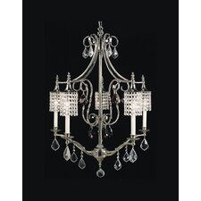 Nocturne 5 Light Dining Chandelier
