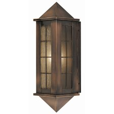 Citadel 1 Light Wall Sconce