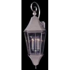 Normandy 5 Light Outdoor Wall Lantern