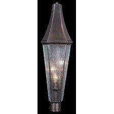 Le Havre 3 Light Outdoor Post Lantern