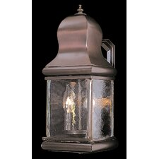 Marquis 2 Light Outdoor Wall Lantern