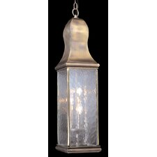 Marquis 3 Light Outdoor Hanging Lantern