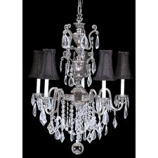 Czarina 5 Light Dining Chandelier
