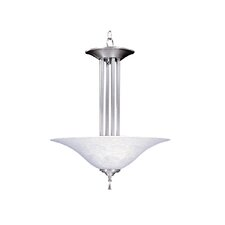 <strong>Framburg</strong> Bellevue 3 Light Inverted Pendant