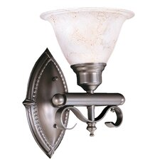 <strong>Framburg</strong> Metalcraft 1 Light Wall Sconce