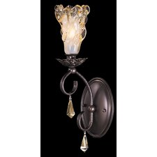 <strong>Framburg</strong> Rhapsody 1 Light Wall Sconce