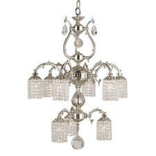 Faustina 5 Light Dining Chandelier