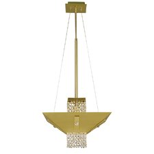 <strong>Framburg</strong> Gemini 1 Light Dining Chandelier