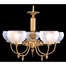 Chancery 5 Light Dining Chandelier