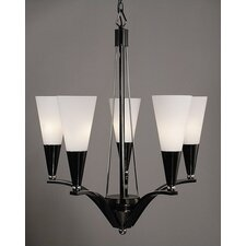 Syzygy 5 Light Dining Chandelier