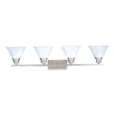 Bellevue 4 Light Vanity Light