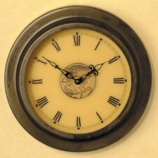 "Pasadena 9.75"" Wall Clock"