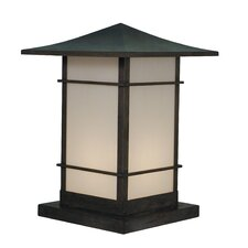 Katsura 1 Light Outdoor Post Lantern