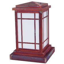Avenue 1 Light Outdoor Post Lantern