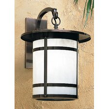 <strong>Arroyo Craftsman</strong> Berkeley 1 Light Outdoor Wall Lantern