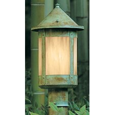 Berkeley 1 Light Post Lantern