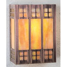 <strong>Arroyo Craftsman</strong> Glasgow ADA 1 Light Wall Sconce