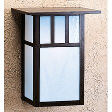 Huntington 1 Light Outdoor Wall Sconce