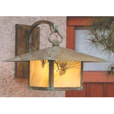 <strong>Arroyo Craftsman</strong> Monterey 1 Light Outdoor Wall Lantern
