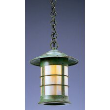 <strong>Arroyo Craftsman</strong> Newport 1 Light Outdoor Hanging Lantern