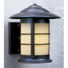 <strong>Arroyo Craftsman</strong> Newport 1 Light Outdoor Wall Sconce