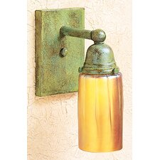 <strong>Arroyo Craftsman</strong> Simplicity 1 Light Wall Sconce