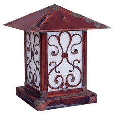 Timber Ridge 1 Light Outdoor Post Lantern