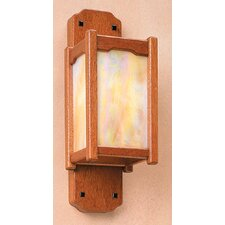 <strong>Arroyo Craftsman</strong> Thorsen 1 Light Wall Sconce