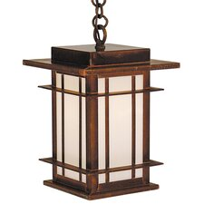 Oak Park 1 Light Outdoor Hanging Lantern