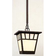 <strong>Arroyo Craftsman</strong> Savannah 1 Light Mini Pendant