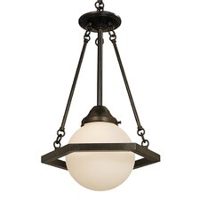 <strong>Arroyo Craftsman</strong> Woodlawn 1 Light Foyer Pendant