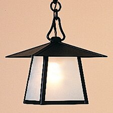Carmel 1 Light Outdoor Hanging Lantern
