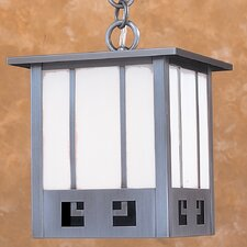 <strong>Arroyo Craftsman</strong> State Street 1 Light Hanging Lantern