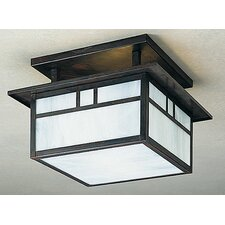 Huntington 2 Light Semi Flush Mount