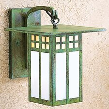 Glasgow 1 Light Outdoor Wall Lantern
