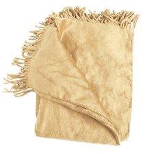 Laura Silk Throw Blanket