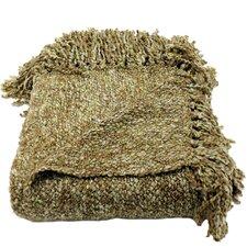 Marion Woven Acrylic Throw Blanket