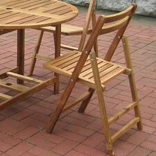 <strong>Atlantic Outdoor</strong> Folding Dining Side Chairs (Set of 4)