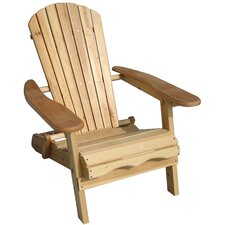 <strong>Atlantic Outdoor</strong> Merry Garden Adirondack Chair