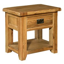 Parnell 1 Drawer Bedside Table