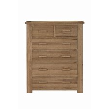 Sasso 2 Over 4 Drawer Chest