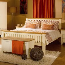Fanshawe Painted Bed Frame