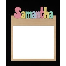Personalized Memo Board With 12 Letters