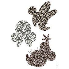 Dekosticker Minnie Art Mickey Comic