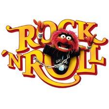 Wandsticker Muppets Tier Rock'n Roll